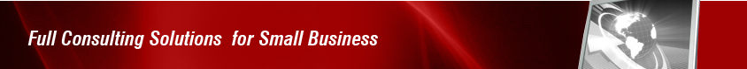 Full Consulting Solutions for Small Business